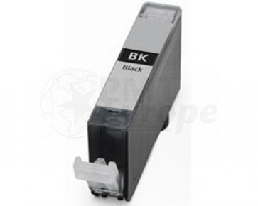 Canon CLI-551BK inktcartridge zwart + chip (huismerk)