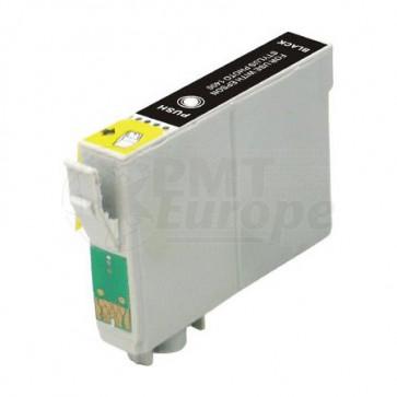 Epson T0481 inktcartridge zwart + chip (huismerk)