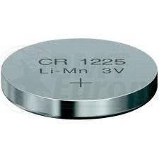 Knoopcel CR 1225 (5 stuks)