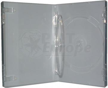 DVD doos 14mm 2 dvds extra doorzichtig professionele kwaliteit 7 stuks