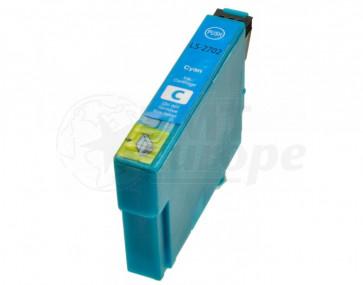 Epson T1302 inktcartridge cyaan extra hoge capaciteit + chip (huismerk)