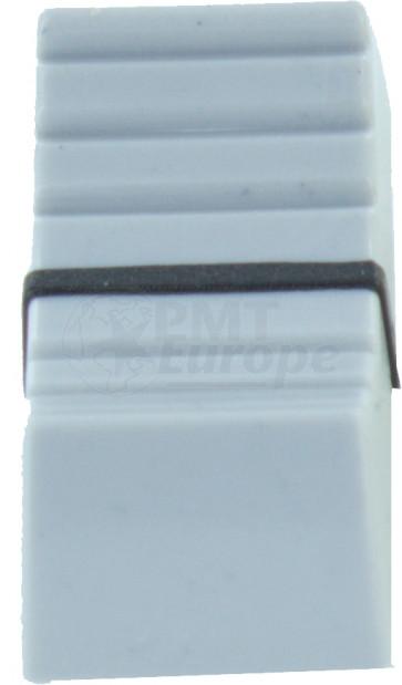 Fader knop voor Alps 5mm  Grijs