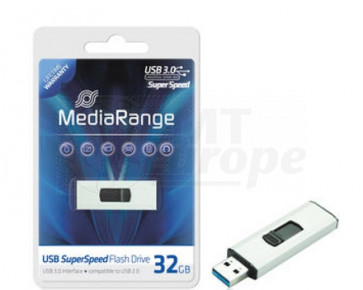 32GB USB 3.0 Flash Drive Mediarange