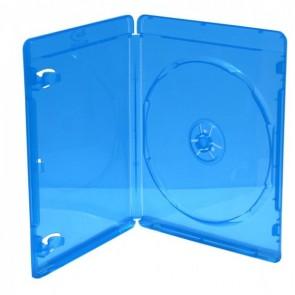 Blu-ray Disc doos voor 1 disc blauw Amary 70 stuks