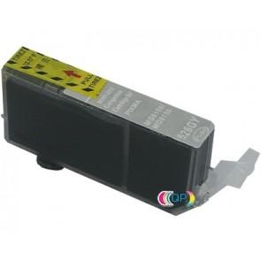 Canon CLI-526GY inktcartridge grijs + chip (huismerk)