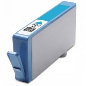HP 920XL (CD972AE) inktcartridge cyaan hoge capaciteit + chip (huismerk)