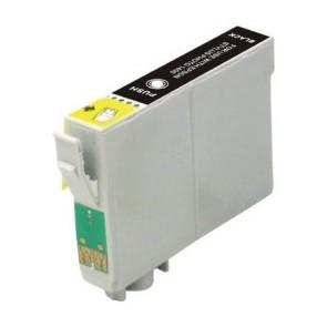 Epson T1291 inktcartridge zwart hoge capaciteit + chip (huismerk)