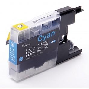 Brother LC-1220C / 1240C inktcartridge cyaan (huismerk)