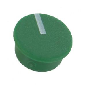 Kapje voor draaiknop Groen (9mm) C111G met line