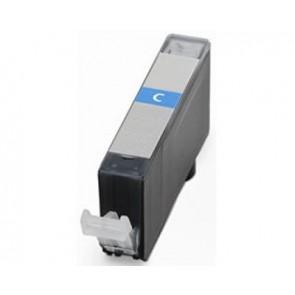 Canon CLI-571C XL inktcartridge cyaan hoge capaciteit (huismerk) + chip