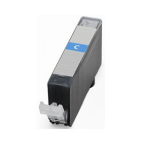 Canon CLI-581C XL inktcartridge cyaan hoge capaciteit (huismerk) + chip
