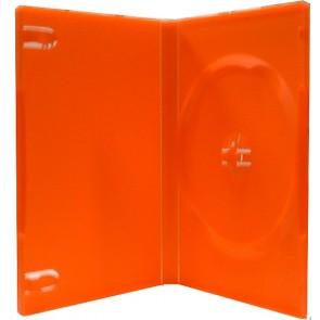 DVD doos 14mm 1 dvd rood premiumline 10 stuks