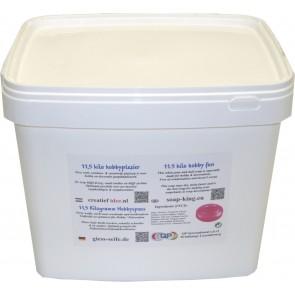 Glycerine gietzeep condens & zweetvrij* 11,5 kilo transparant