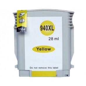 HP 940XL (C4909AE) inktcartridge geel hoge capaciteit (huismerk)
