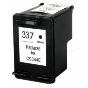 HP 337 (C9364EE) inktcartridge zwart (huismerk)