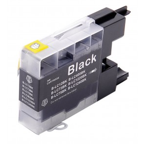 Brother LC-1220BK / 1240BK inktcartridge zwart (huismerk)