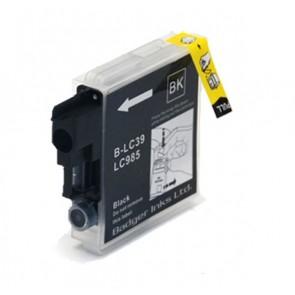 Brother LC-985BK inktcartridge zwart (huismerk)