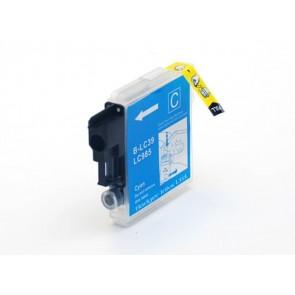 Brother LC-985C inktcartridge cyaan (huismerk)
