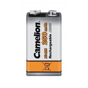 Oplaadbare batterij 9 Volt 250 mAh NiMH Camelion