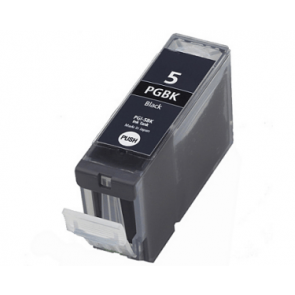 Canon PGI-5BK inktcartridge zwart + chip (huismerk)