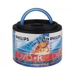 DVD+R 4.7GB 16X Philips 50 stuks