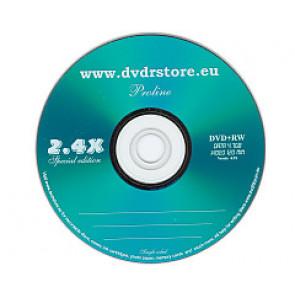 DVD+RW 4.7GB 2.4X PMT europe 10 stuks