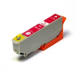 Epson 26XL (T2633) inktcartridge magenta hoge capaciteit + chip (huismerk)